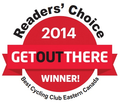 Get Out There Magazine Readers' Choice Award